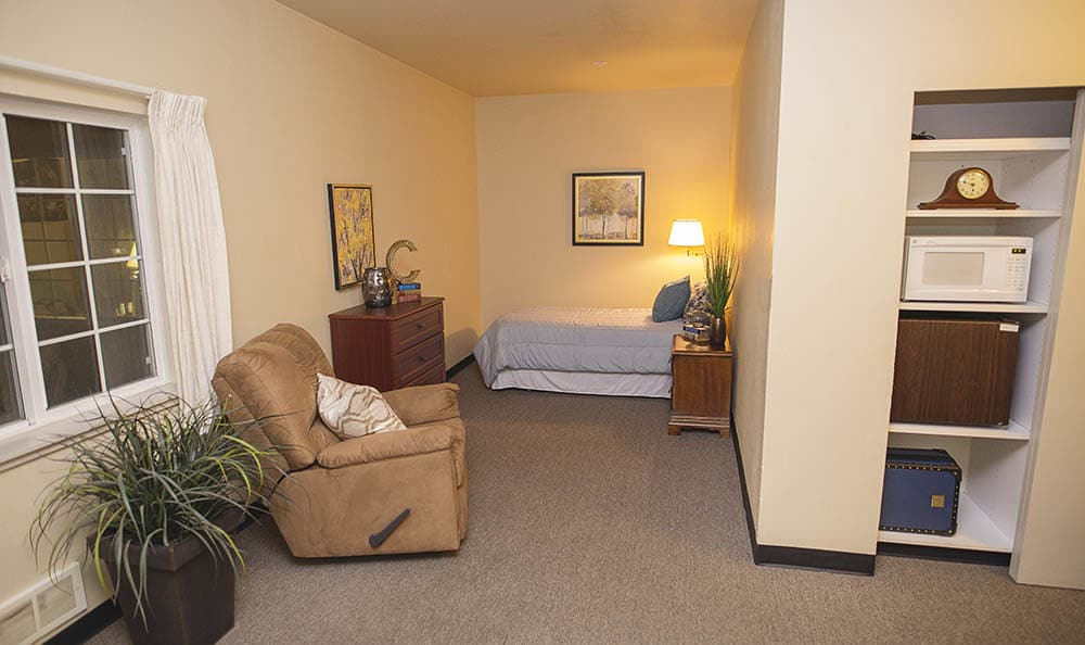 Living Spaces At Cooks Hill Manor Assisted Living In Centralia WA