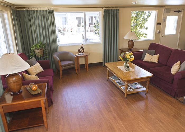 Community Areas At Discovery Memory Care