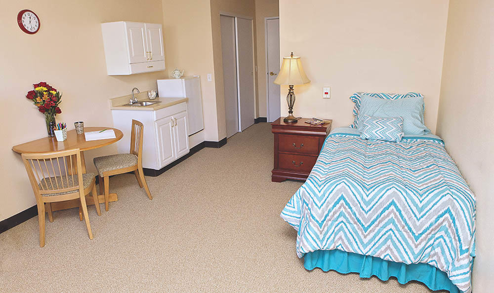 Independent Living Spaces At Discovery Memory Care