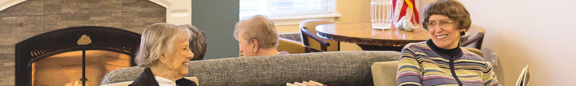 Frequently asked questions at our senior living community