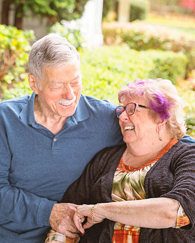 Learn more about King's Manor Senior Living Community and its staff