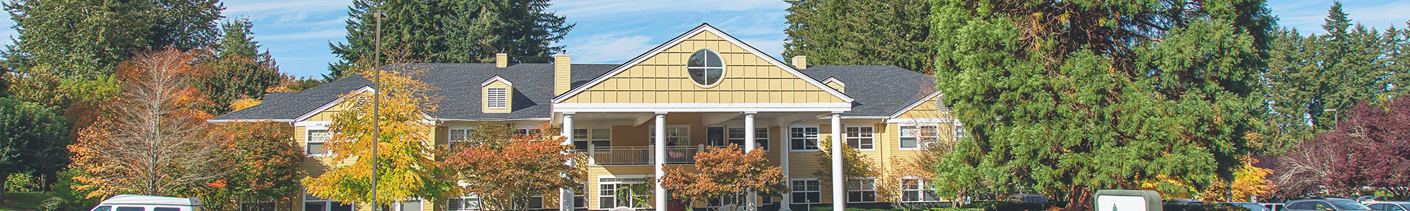 Map and directions to senior living in Olympia, WA