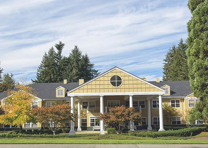 The Sequoia Assisted Living Community In Olympia WA