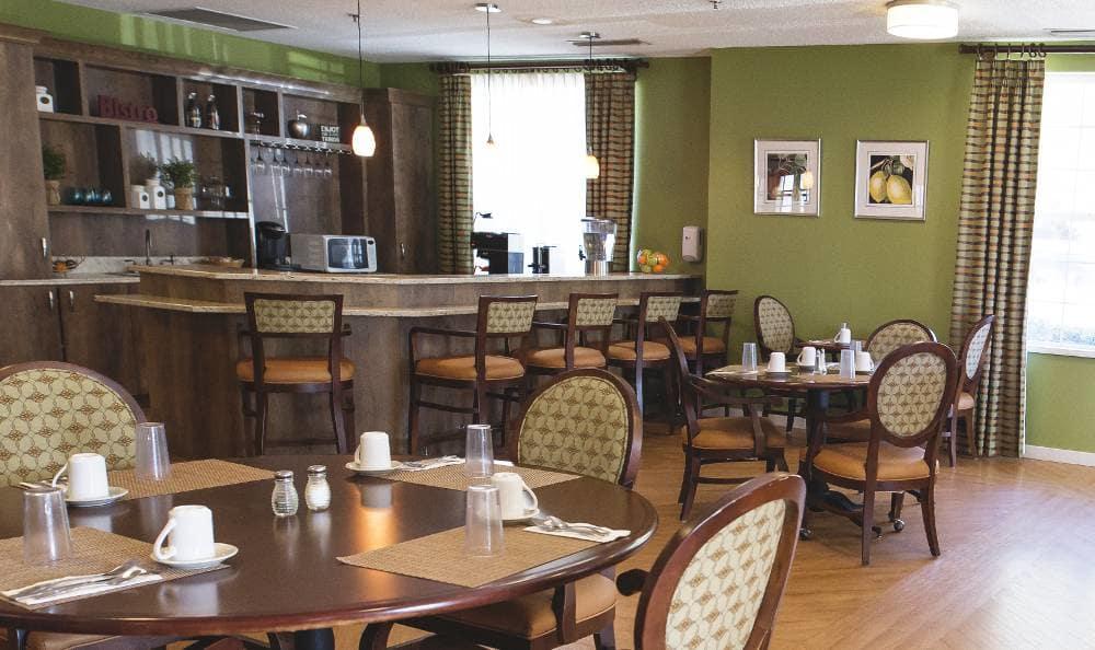 resident cafe