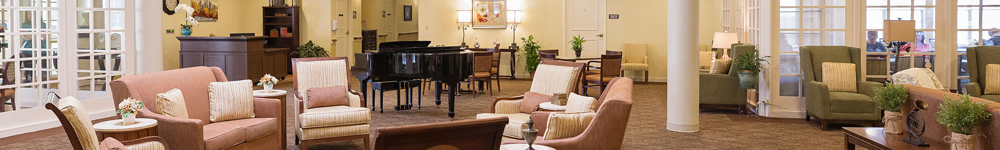 Dining menu at Broadmore Senior Living at Bristol