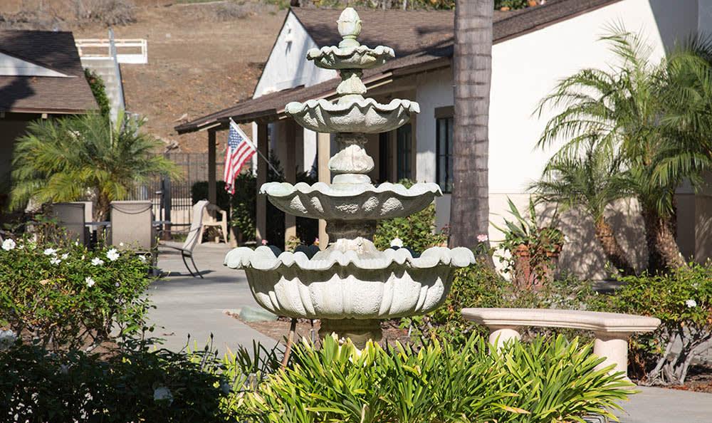 Central Community Fountain