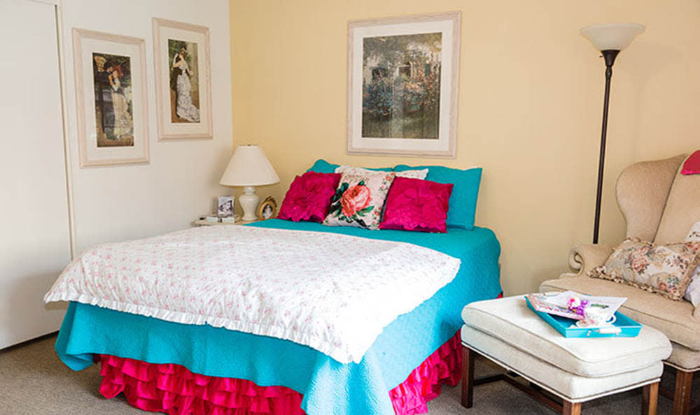 Bedroom For 2 At Westminster Terrace Assisted Living Community