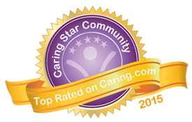 Senior Services of America is top rated on Caring.com
