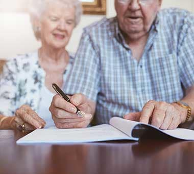 Financial Information for Senior Services of America