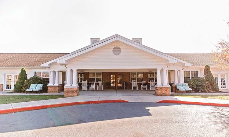 Senior Services of America - Broadmore Senior Living, Hagerstown MD