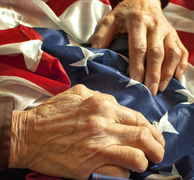 King's Manor Senior Living Community has veteran's resources