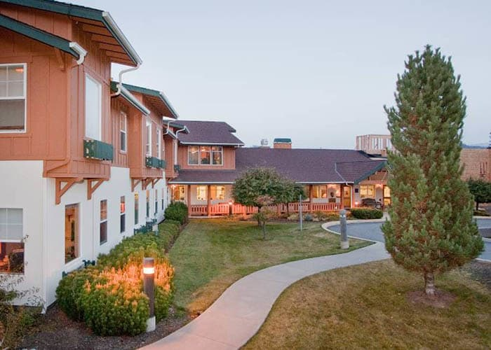 Mountain Meadows Senior Living Campus in Leavenworth, WA