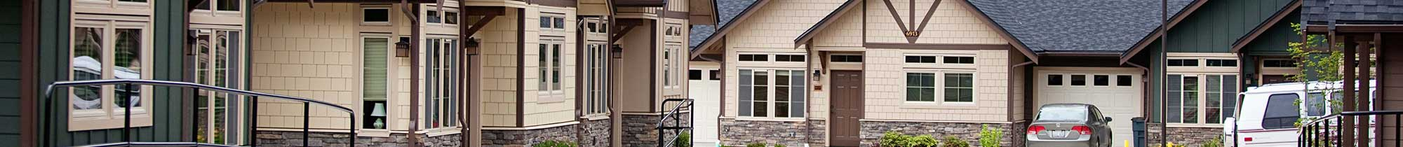 The Lodge at Mallard's Landing offers cottage living options for it's residents.