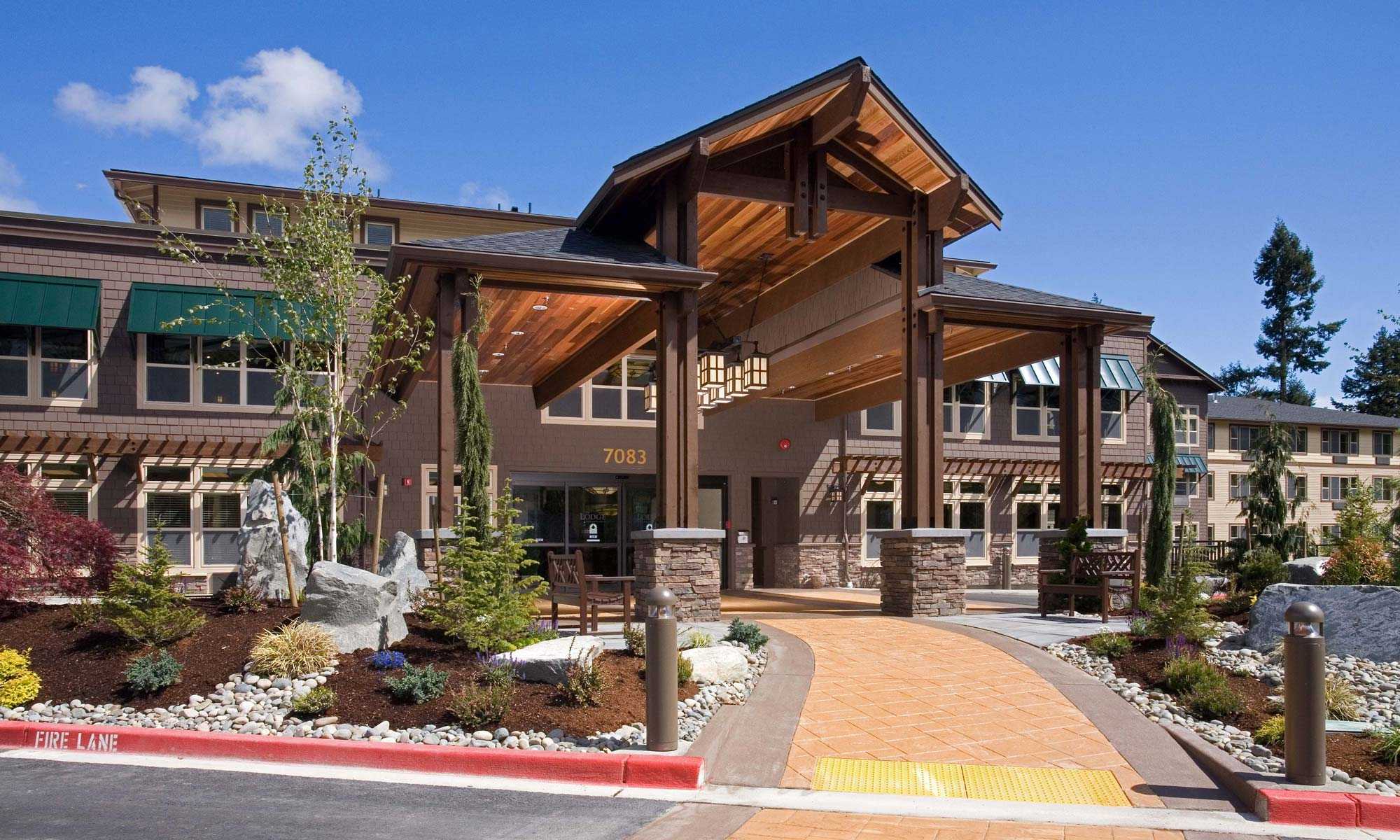 Senior living in Gig Harbor, WA