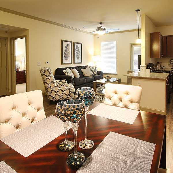 Parkview on Hollybrook offers spacious living options