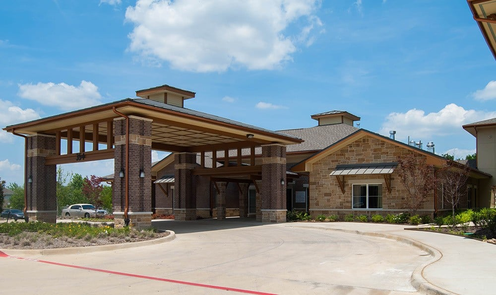 Welcome to Cedar Bluff Assisted Living & Memory Care