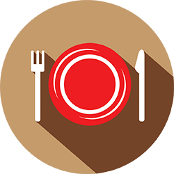 Red plate dining information at Storey Oaks of Oklahoma City