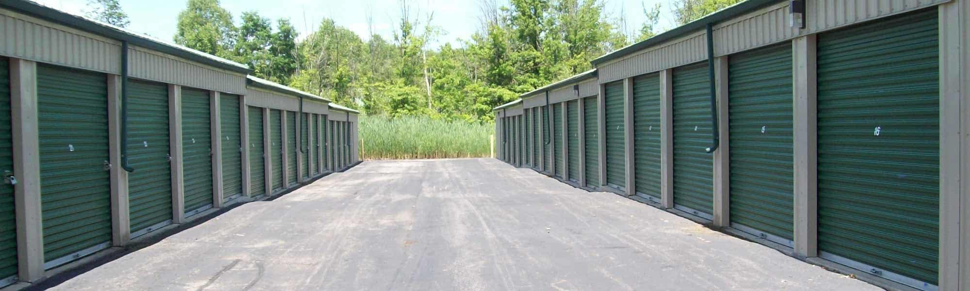 Self storage in Michigan City IN