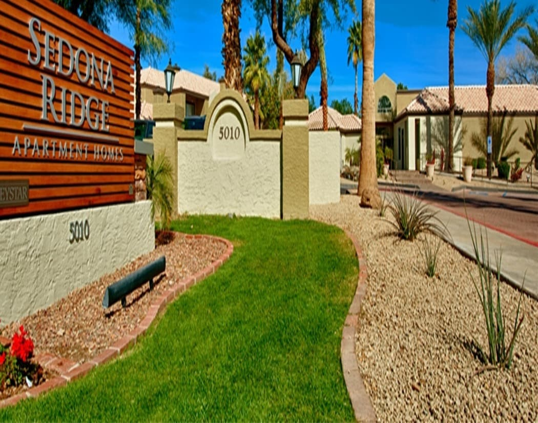 Welcome to Sedona Ridge Apartment Homes
