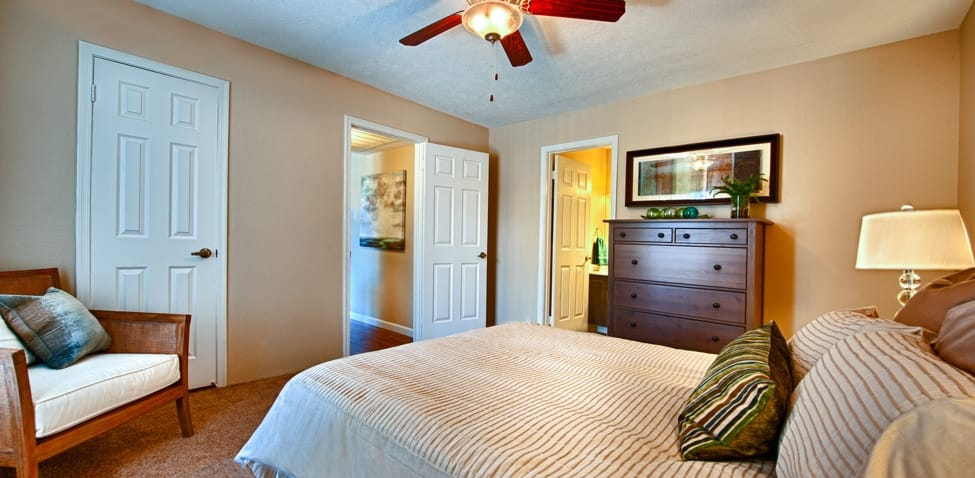 Bedroom at Sedona Ridge