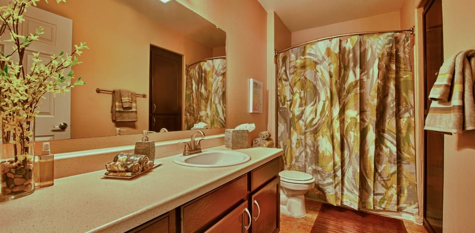 Bathroom at Sonoran