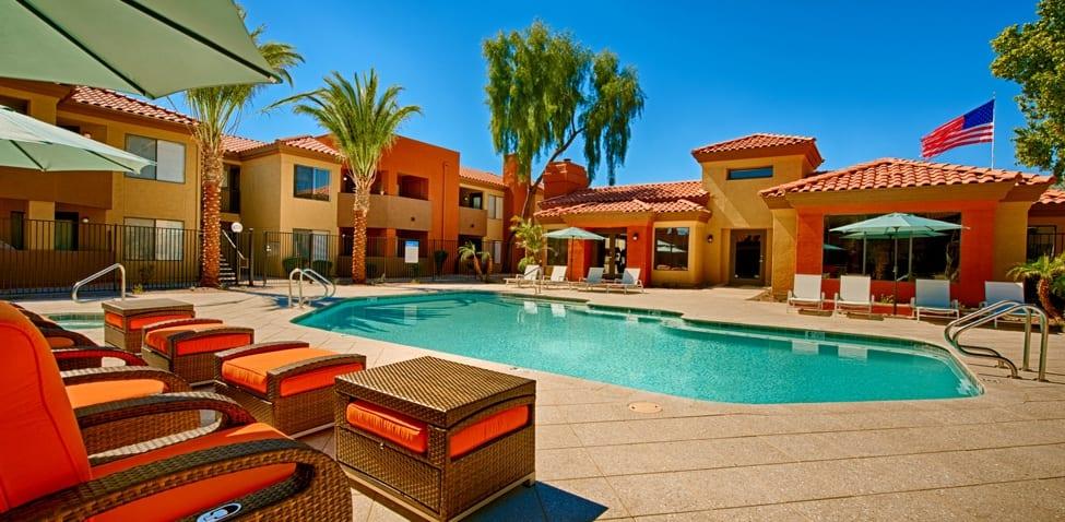 Pool at Sonoran