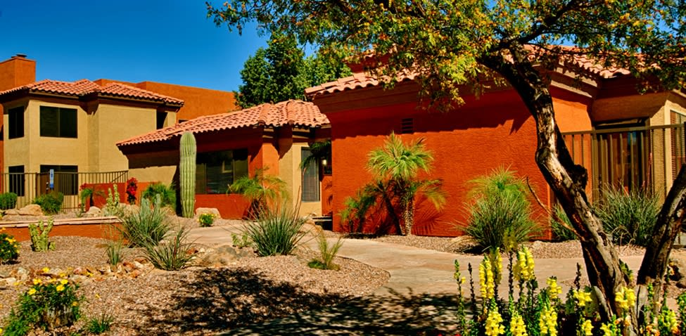 Sonoran Apartment Homes Exterior