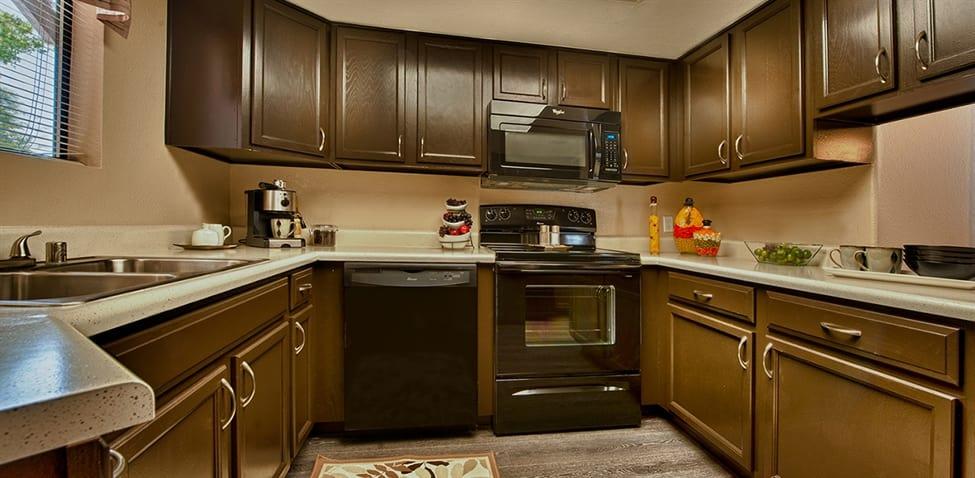 Kitchen at Sonoran