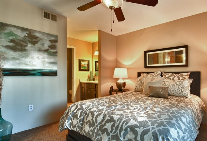 Spacious Bedroom at The Enclave
