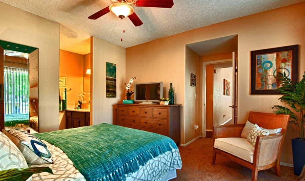 Village at Lakewood Bedroom