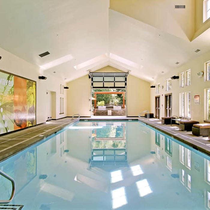 Pool at Avana 522 Apartments