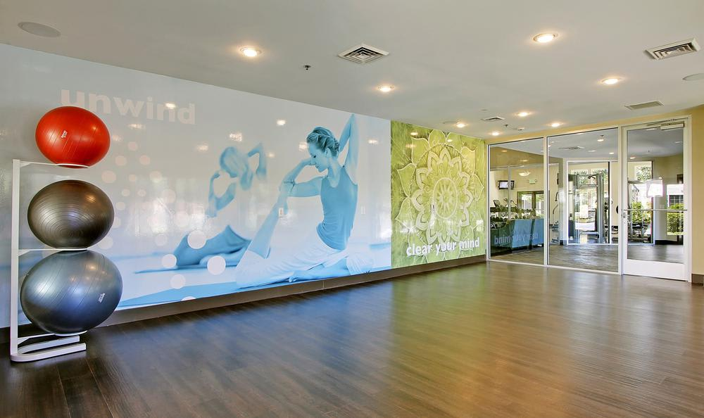 fitness center at Avana 522 Apartments in Bothell, WA