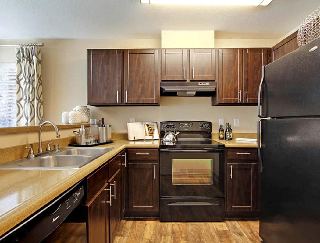 Kitchen at Avana 522 Apartments