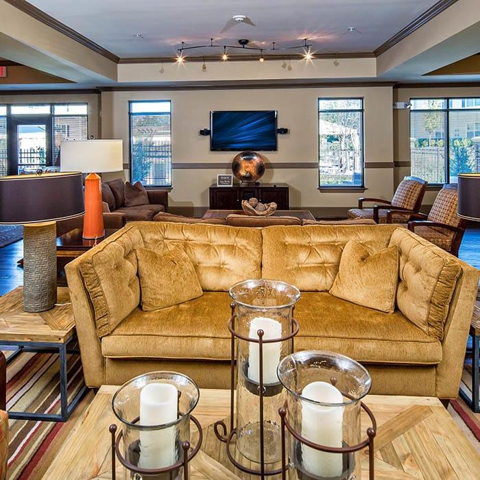 Clubhouse at Avana Highland Ridge Apartments