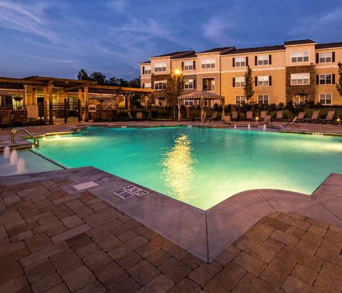 Pool at Avana Highland Ridge Apartments