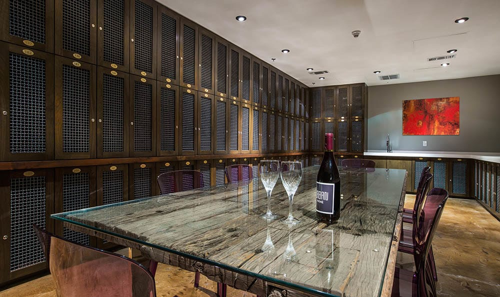Wine Cellar At The Roosevelt