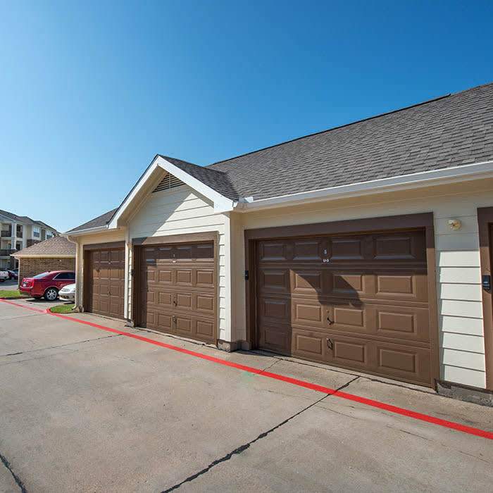 Garages at Avana 3131 Apartments