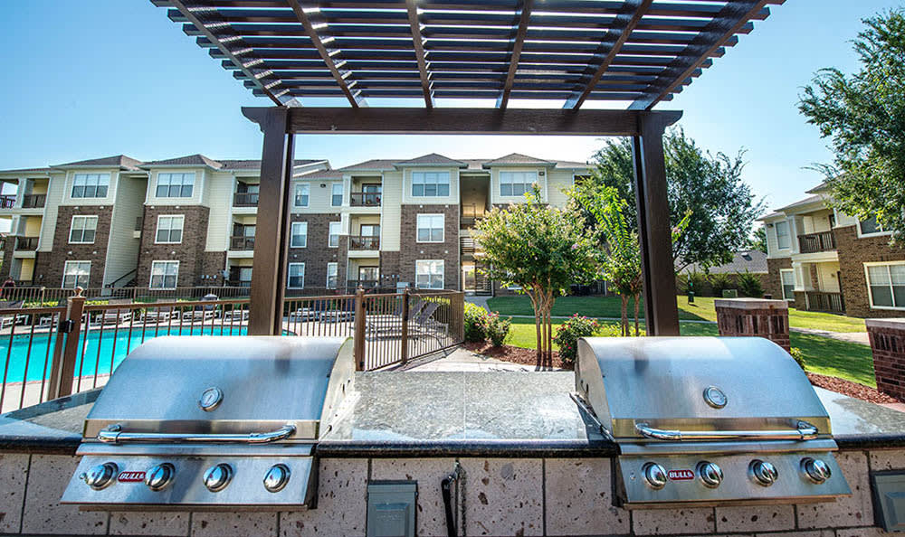 Bbq At Avana 3131 Apartments