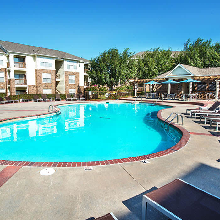 Pool at Avana 3131 Apartments