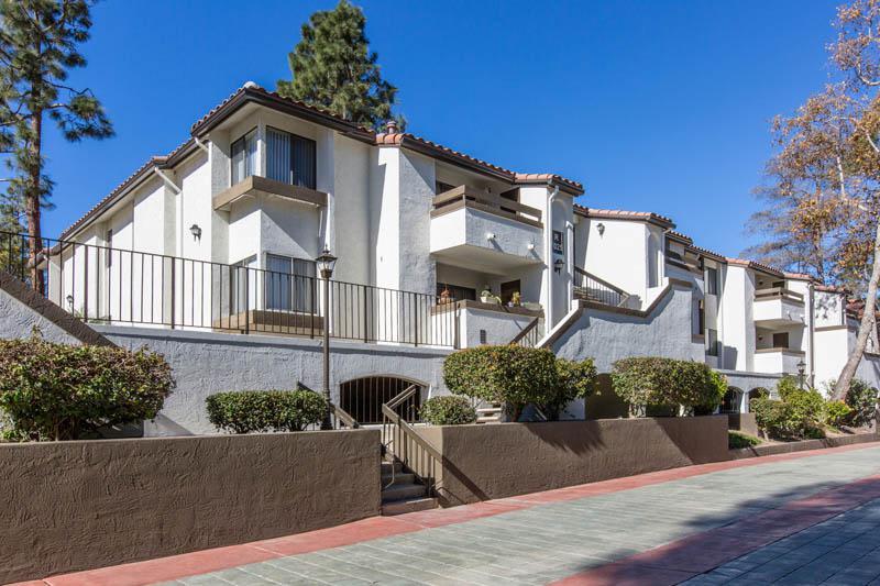 Apartments Exterior View at Avana La Jolla Apartments in San Diego, CA
