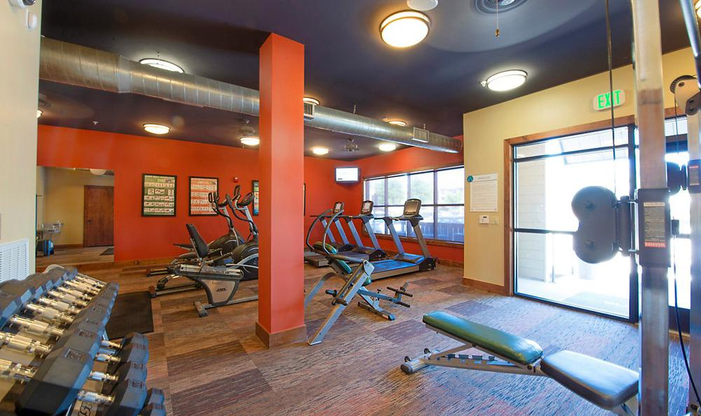 Exercise Facility at Avana McKinney Ranch Apartments in McKinney, TX