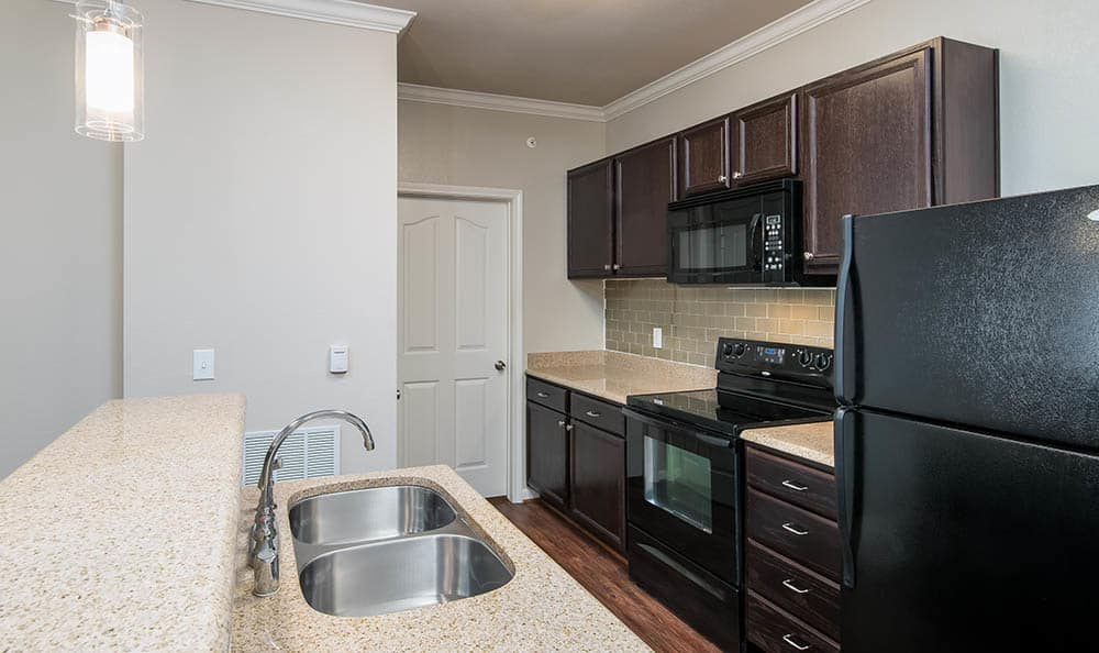 Kitchen at Avana McKinney Ranch Apartments