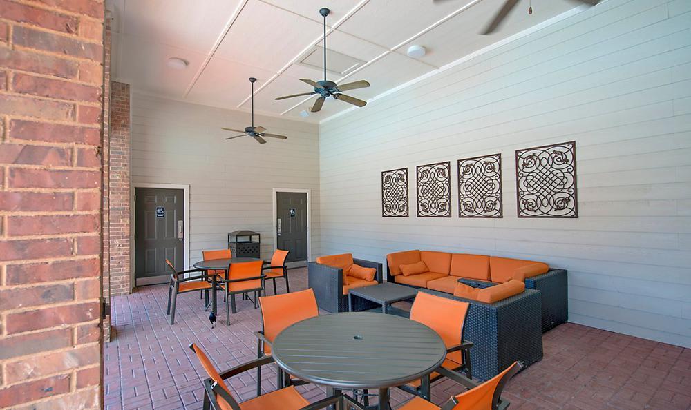 Meeting Area at Avana McKinney Ranch Apartments in McKinney, TX