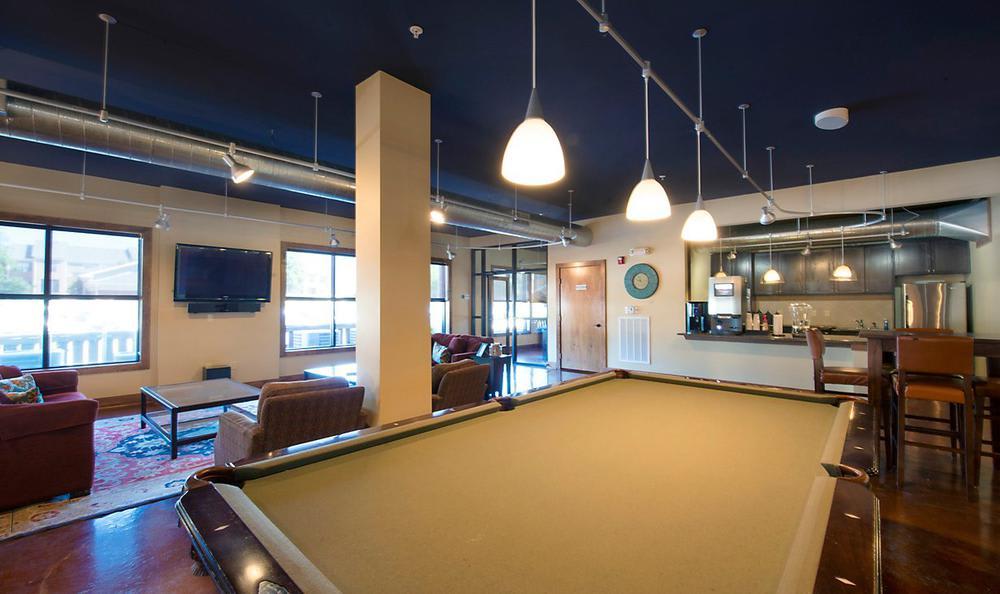 Pool Table at Avana McKinney Ranch Apartments in McKinney, TX