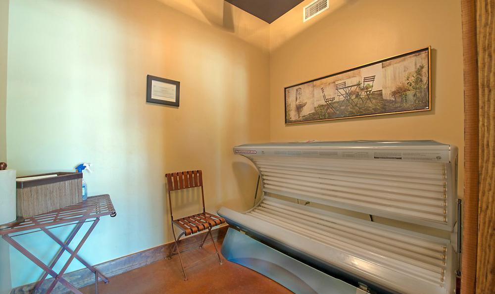 Tanning Bed at Avana McKinney Ranch Apartments in McKinney, TX