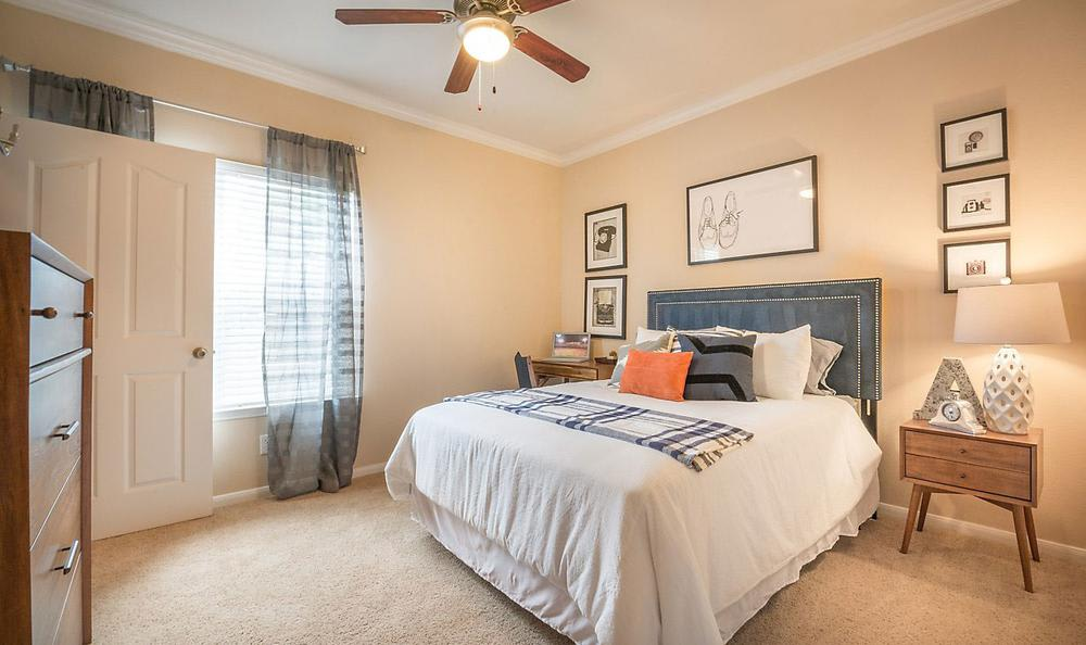 Spacious Bedroom at Avana Stonebriar Apartments in The Colony, TX