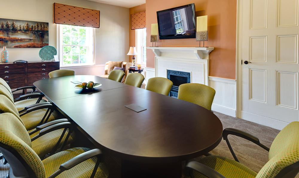 Meeting Room at Mallard Crossing Apartments in Louisville, KY