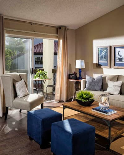 View our selection of apartment floor plans in San Clemente. CA
