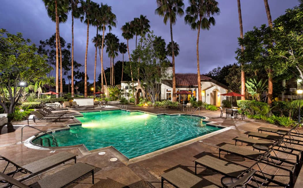 Pool at Avana San Clemente Apartments