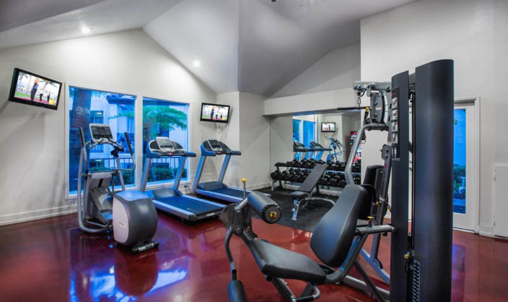 Fitness Center at Avana San Clemente Apartments in San Clemente, CA